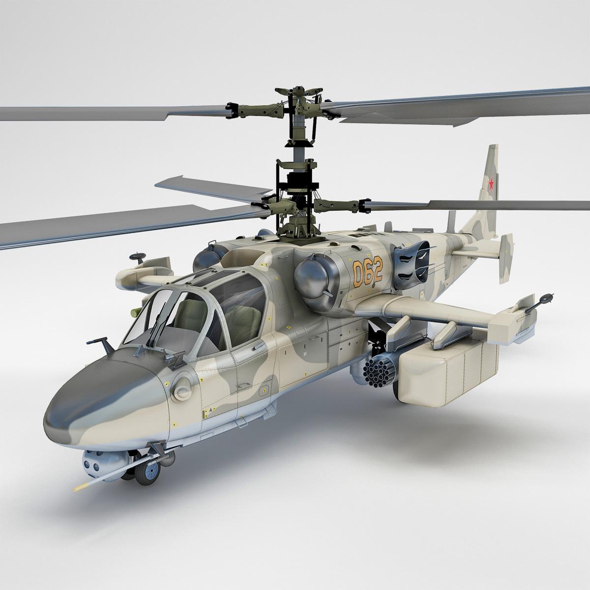 Russian Attack Helicopter Kamov KA 52 Rigged_2.jpg