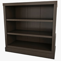 book case 3-shelf shelf max