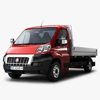 fiat ducato truck 3d max