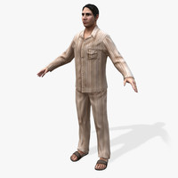 games arabic civilians male 3d max