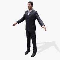 Real-Time Arabic Civilian Male-1 Suit