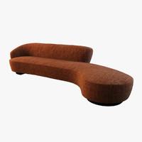 3d sloane 2 sofa model