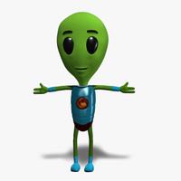 Alien Freddy