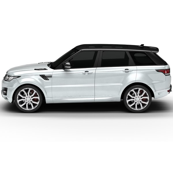 Review 2015 Range Rover Sport Hse: 3ds 2014 Land Rover Range