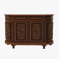 Ambella Home Chandler Crossing Petite Sideboard  08065-630-001