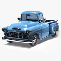 obj 1950 s chevy pickup
