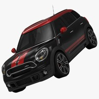 MINI John Cooper Works Countryman 2013