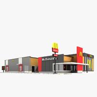 mcdonald s restaurant max