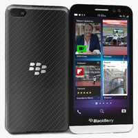 3d model blackberry z30