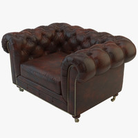 armchair chesterfield