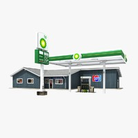BP Gas Station and Convenience Store
