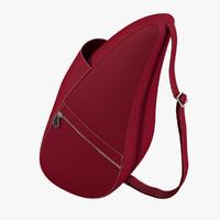 bag nylon shoulder 3ds
