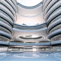 Futuristic Building 101