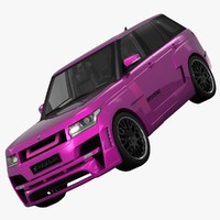 and rover range mystere 3d mode