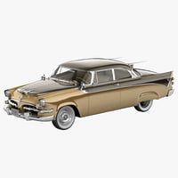 3d model of dodge royal golden lancer