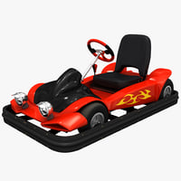 Electric Go Kart 2