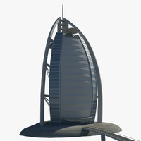 burj arab max