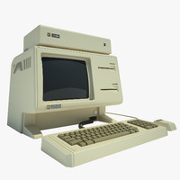 apple lisa computer max
