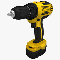 3d cordless drill dewalt model