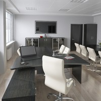 office design 3d model