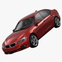 BMW 3 Series F30 Sport Line 2013