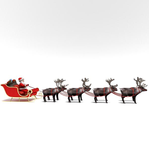 ... and his sleigh santa claus santa claus sleigh santa santa sleigh MEMES
