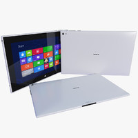 Nokia Lumia 2520 White Version