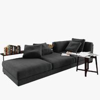 3d cestone sofa