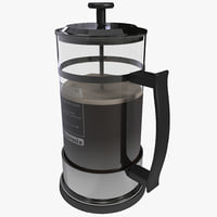 coffee tea maker 3d 3ds