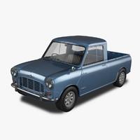 model morris mini pickup