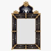 3d arte veneziana mirror