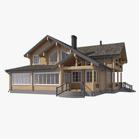 Log House LH GLB 036