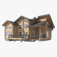 Log House LH GLB 035