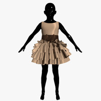 dress child bow max