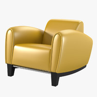 bugatti ds-57 armchair franz 3d 3ds