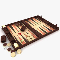 backgammon set 3ds