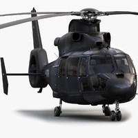 Eurocopter AS-365 Black
