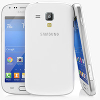 3d model samsung galaxy trend s