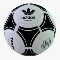 3d socccer ball italia 1982 model