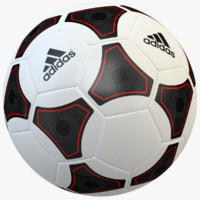 3d model adidas ball