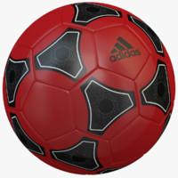 3d adidas ball 02 model