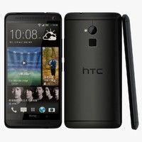 hd htc black 3d model