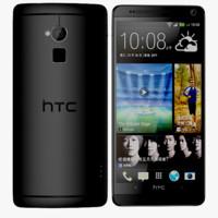 3d model htc black