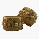 bracelet 3D models