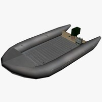 german navy rubber dinghy x