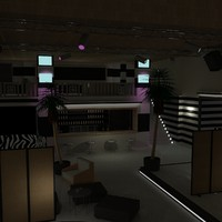 3ds max stonette 6 nightclub