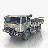 x military truck m1078