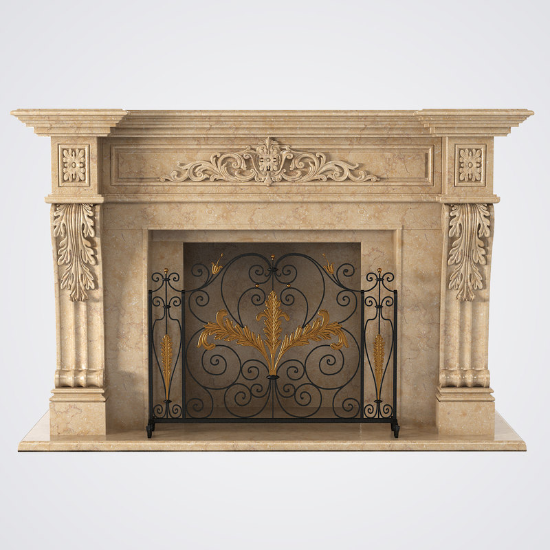b Classic Marble Fireplace classical baroque0001.jpg