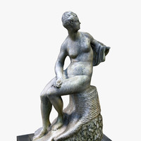 Woman Statue