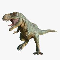 T-Rex Rigged